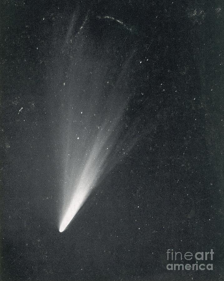 Comet West, 1976 Photograph