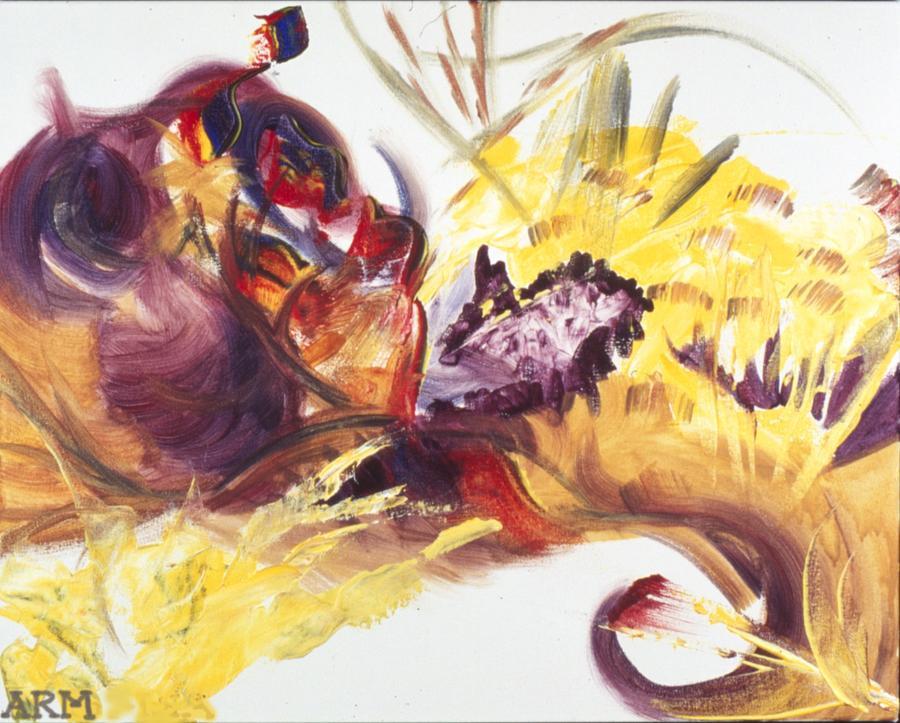 Cornucopia Painting
