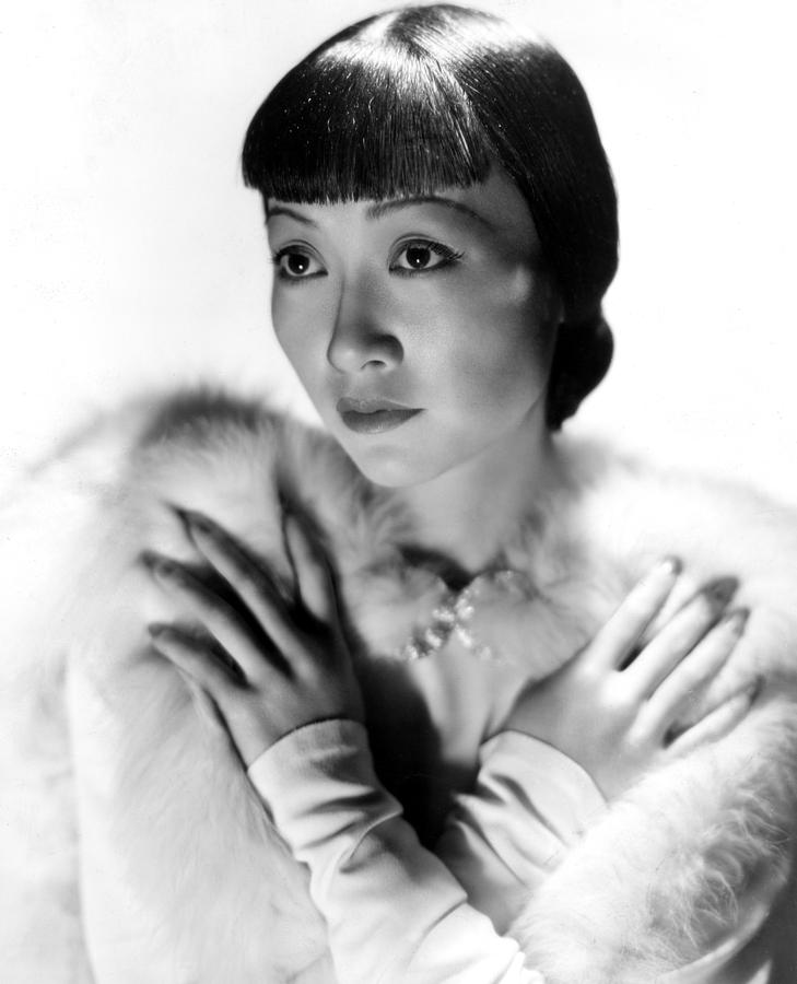 Dangerous To Know, Anna May Wong, 1938 Photograph