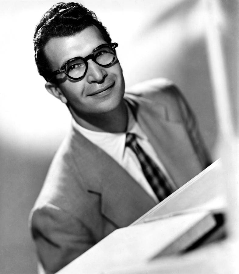 Dave Brubeck, 1950s Photograph  - Dave Brubeck, 1950s Fine Art Print