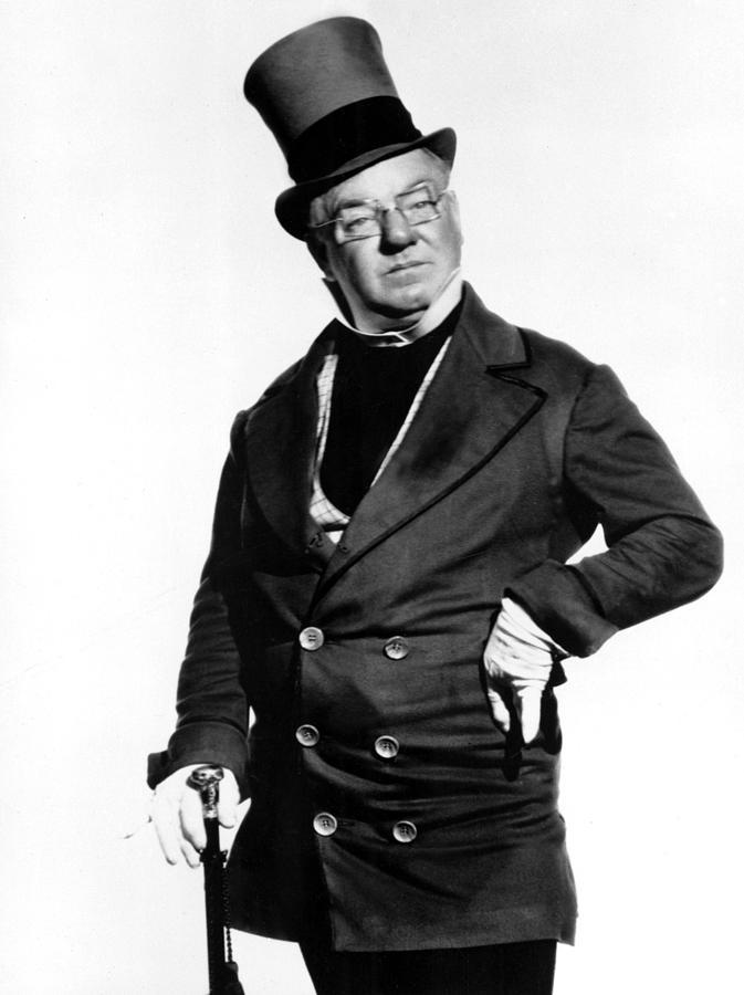 David Copperfield, W.c. Fields, 1935 Photograph