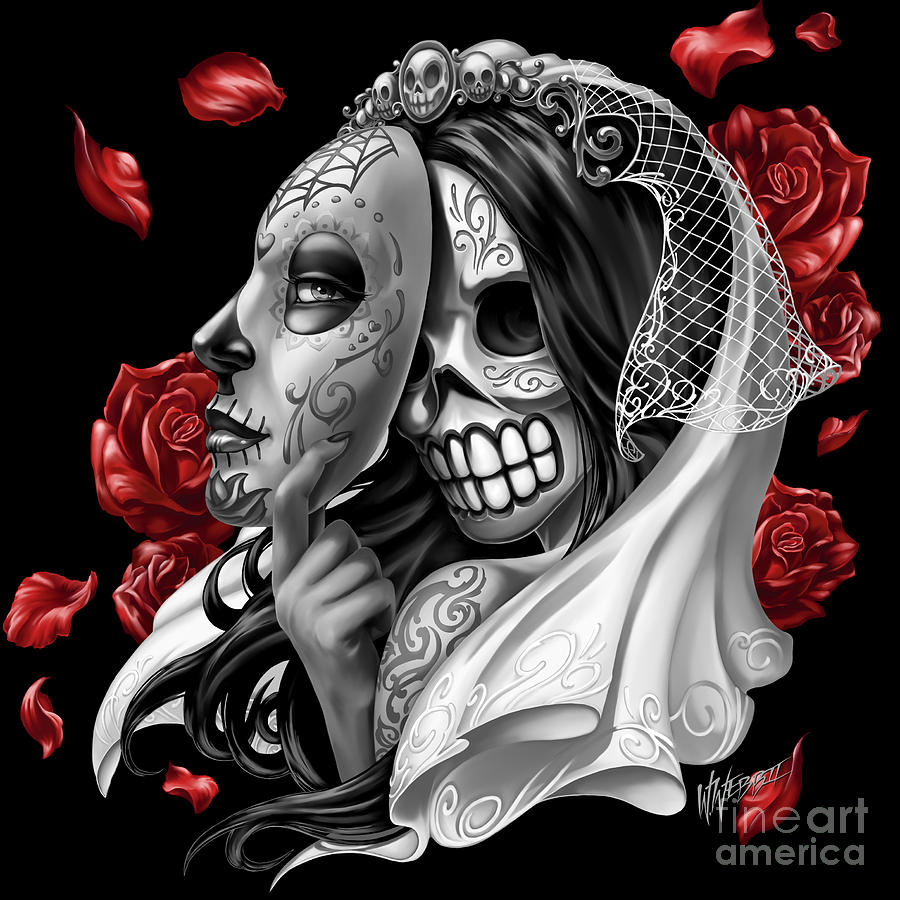 The Day Of The Dead by Nico Sierra - ThingLink