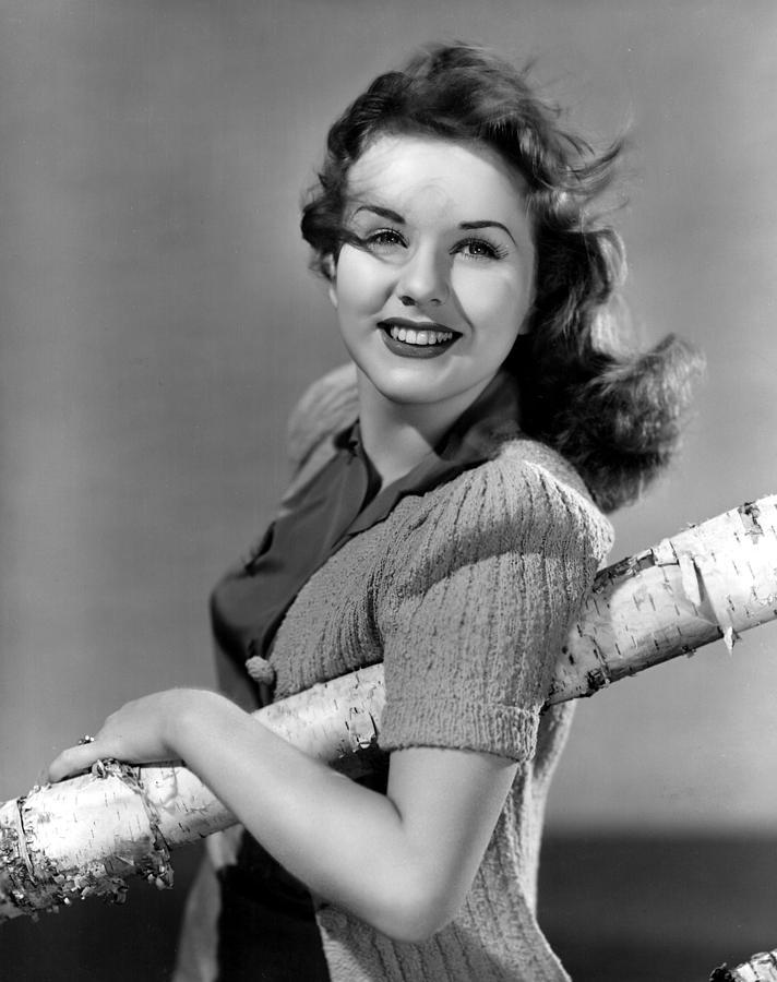 Deanna Durbin, 1941 Photograph