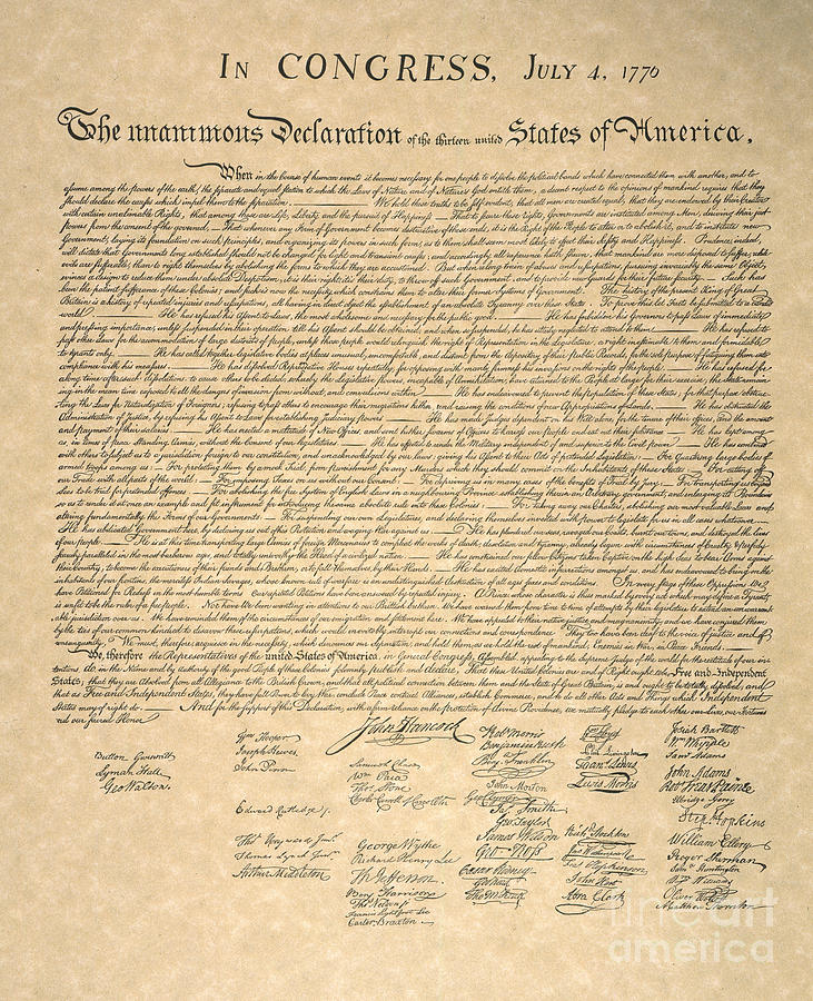 essays on the declaration of independence Jefferson's declaration of independence was historically significant to the foundation of the us more than any other document in the history of america.
