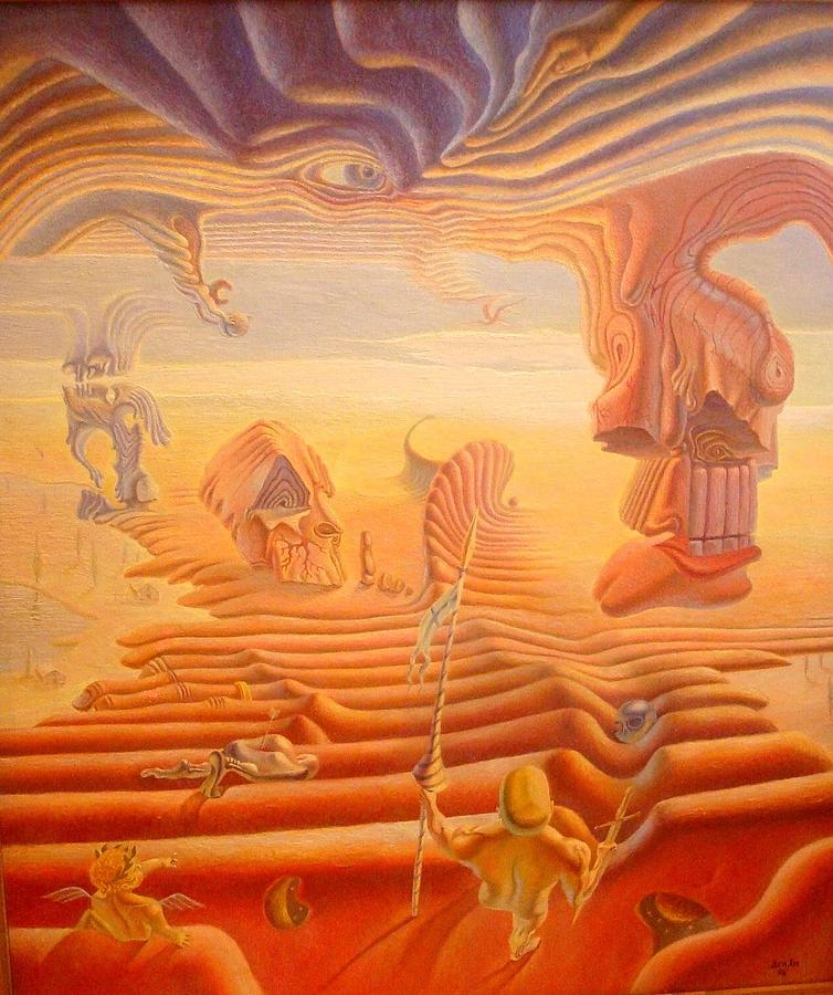 Denis Hmylnin Painting