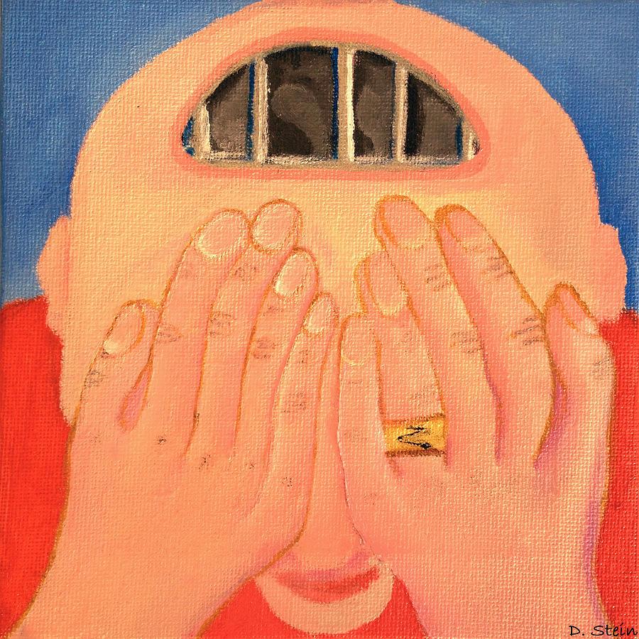 Depression Painting - Depression by Darren Stein
