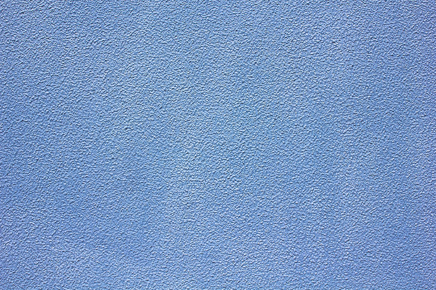 Details Of  Blue Wall For Background Photograph  - Details Of  Blue Wall For Background Fine Art Print