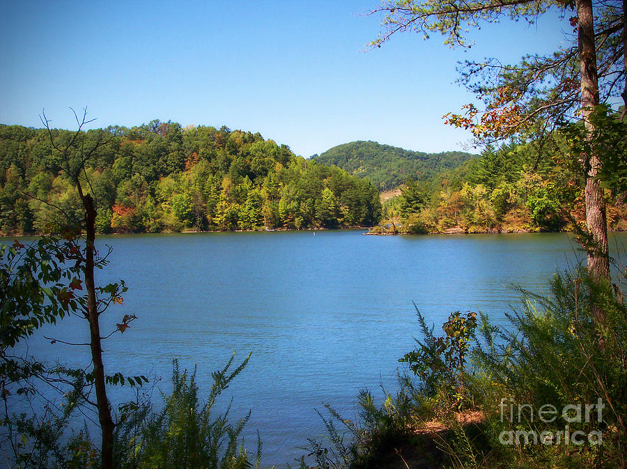 Dewey Lake Photograph  - Dewey Lake Fine Art Print