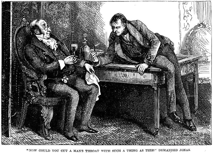 Dickens: Martin Chuzzlewit Photograph