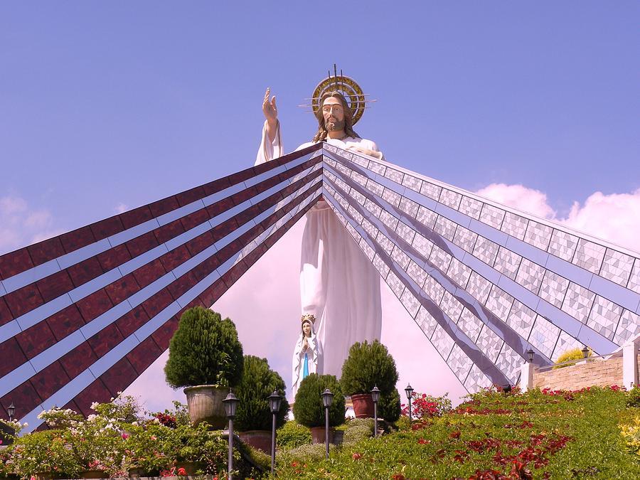 Divine Mercy Photograph