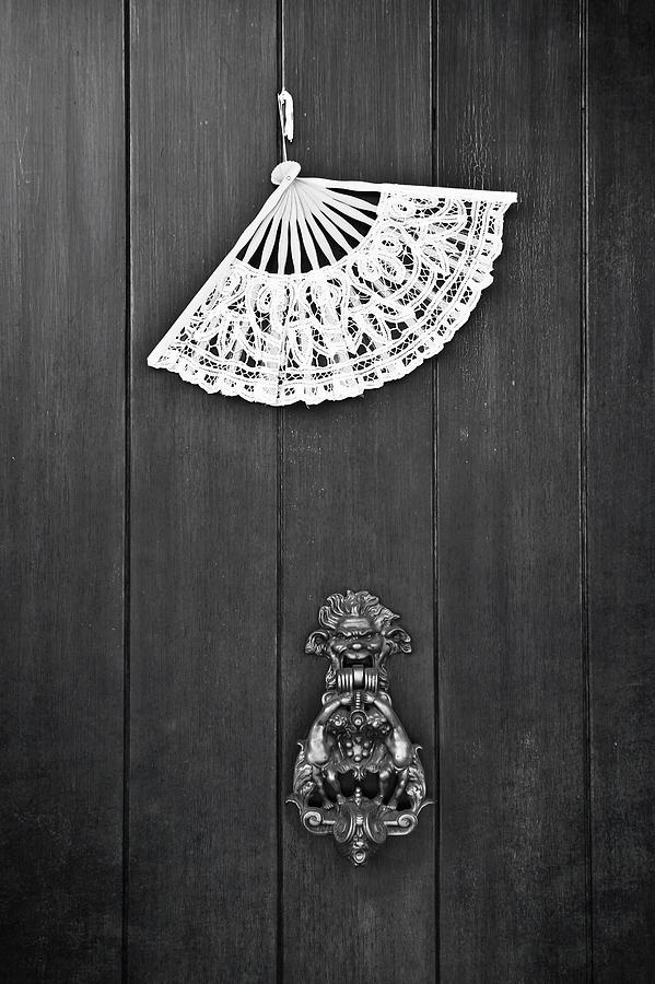 Door Knocker Photograph  - Door Knocker Fine Art Print