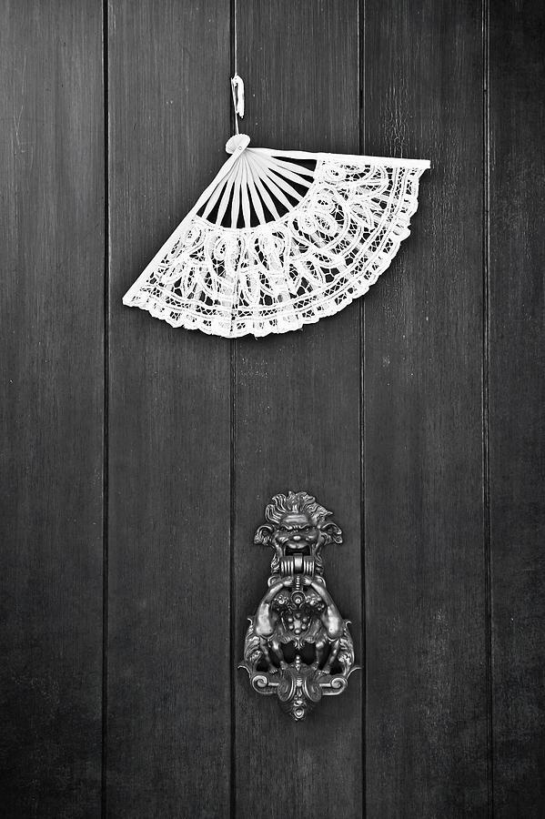 Door Knocker Photograph