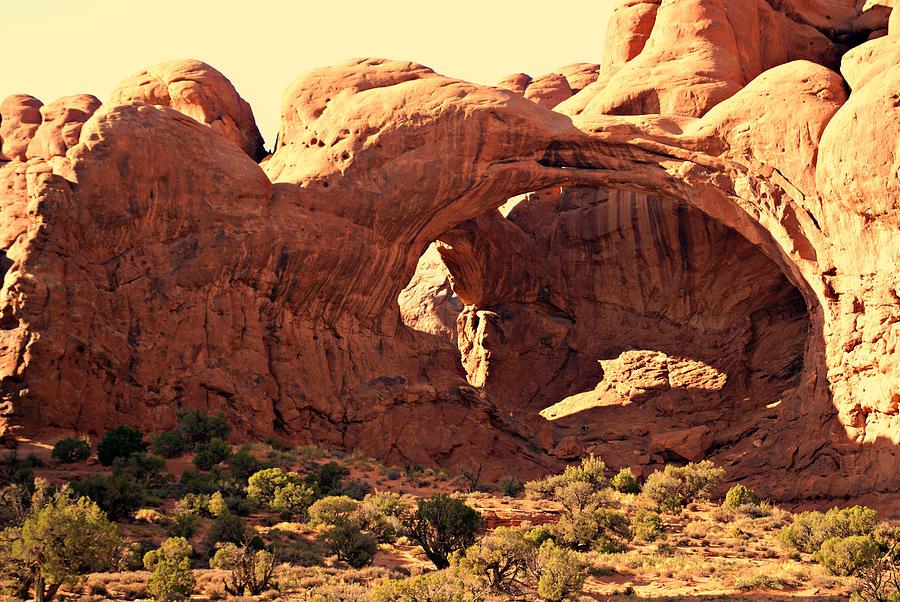 Double Arch Photograph