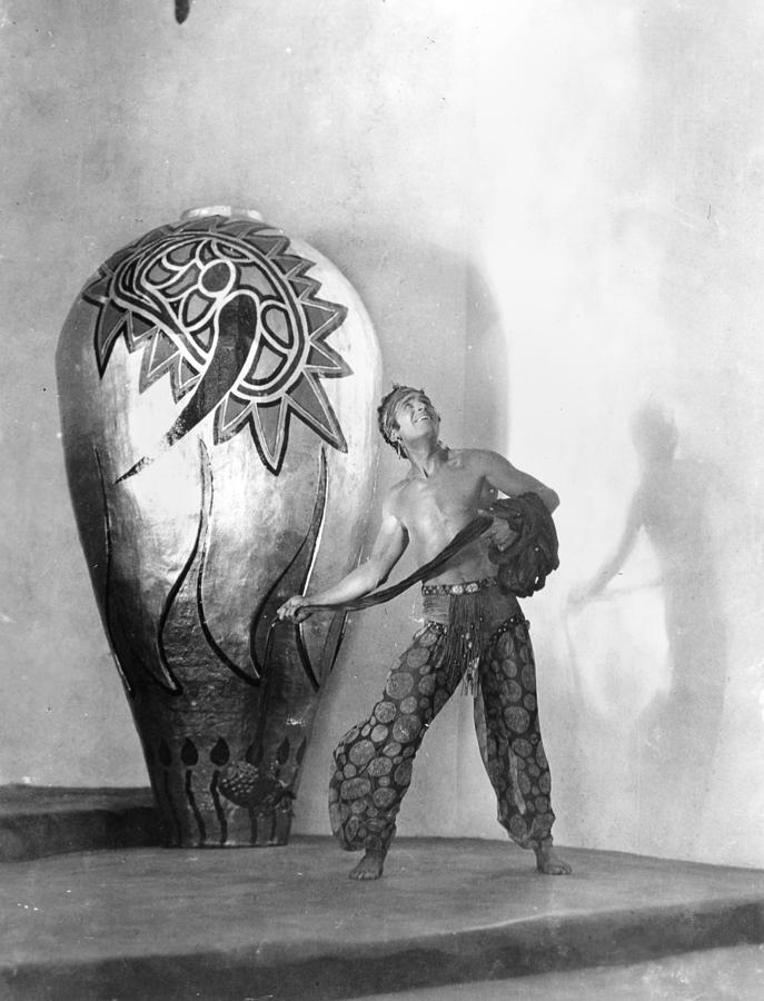 Douglas Fairbanks Photograph