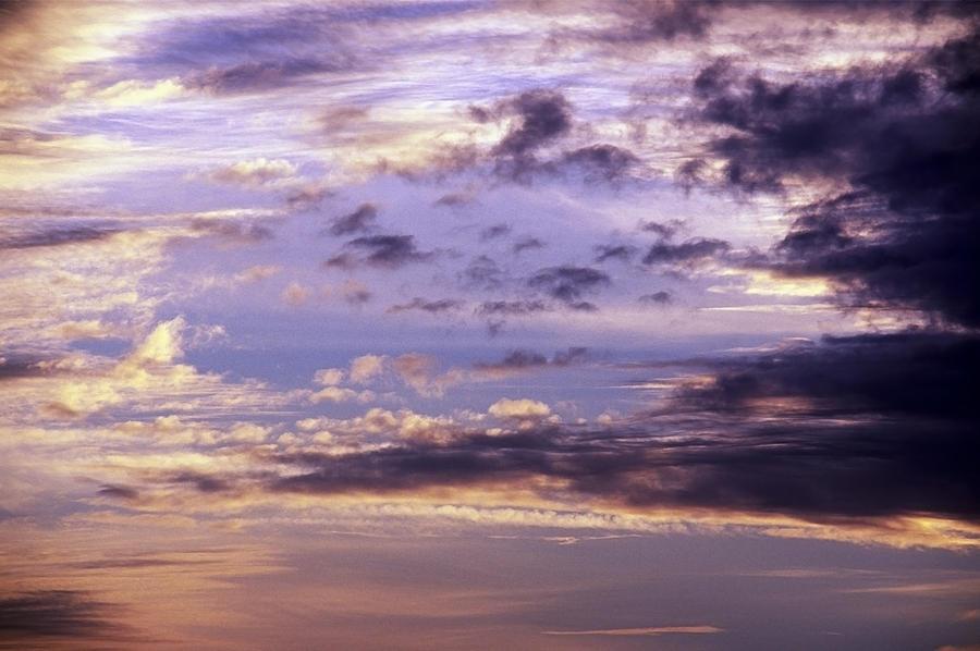 Dramatic Sky Photograph