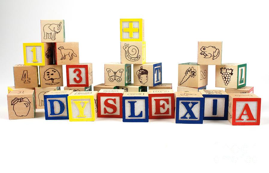 Dyslexia Photograph - Dyslexia by Photo Researchers, Inc.