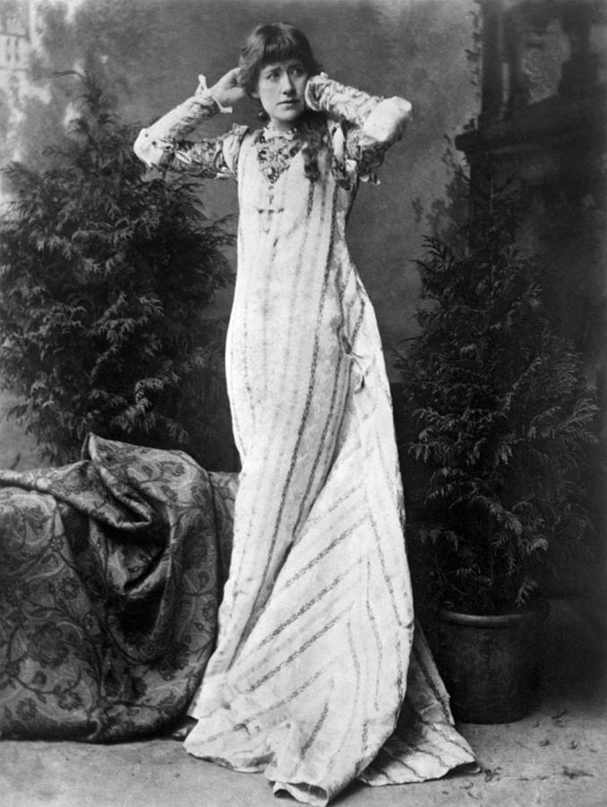 Ellen Terry (1847-1928) Photograph