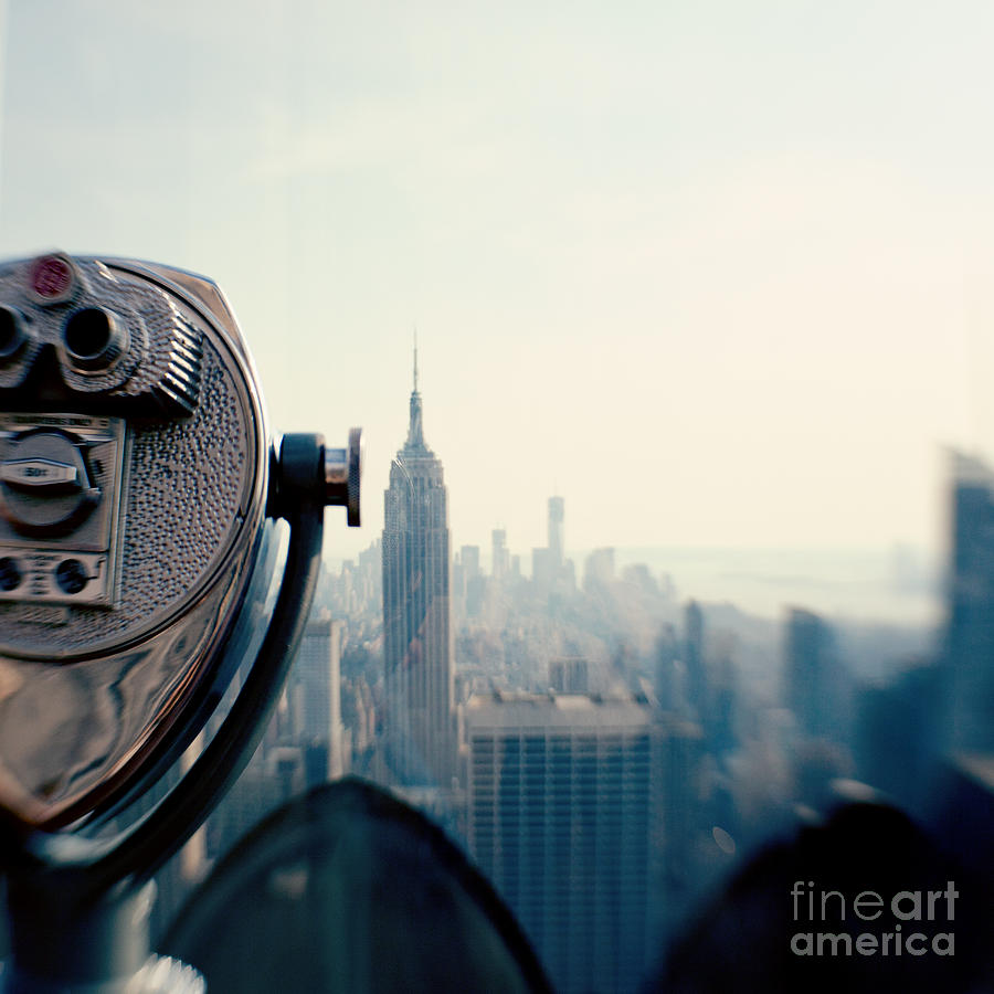 Nyc Photograph - Empire State Building Nyc by Kim Fearheiley