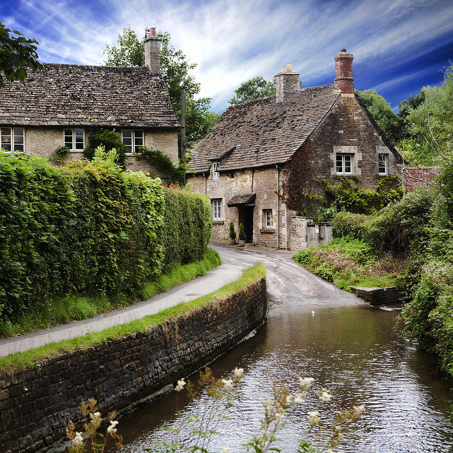 1000 Images About English Country Cottages On Pinterest