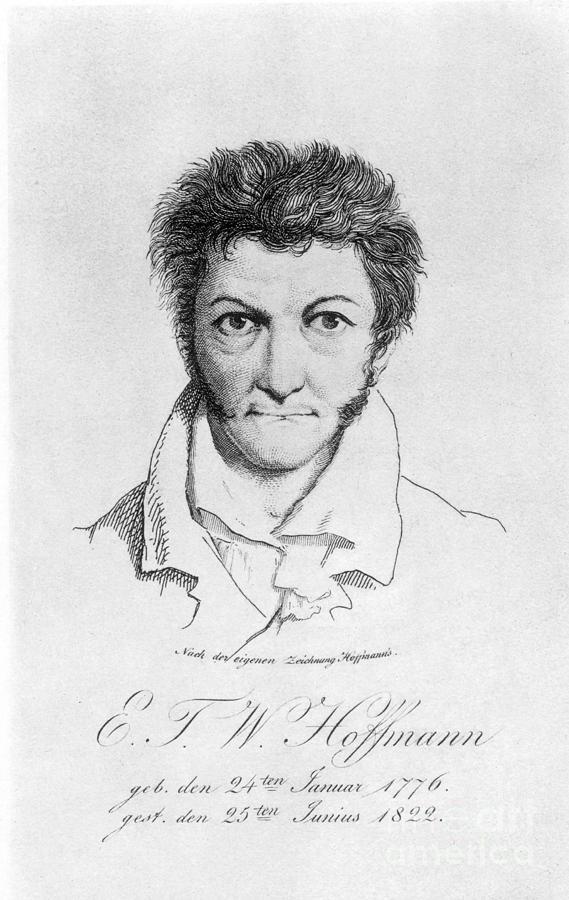 Ernst Hoffmann (1776-1822) Photograph