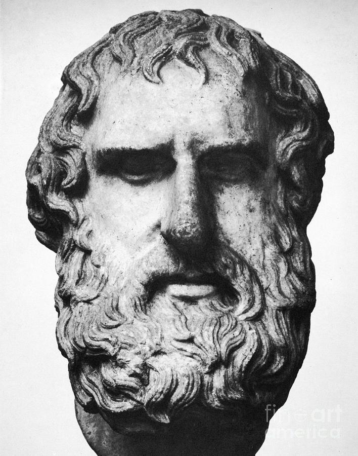 Euripides Photograph