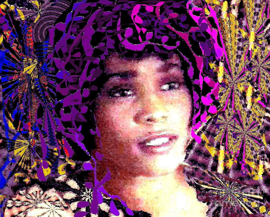 Fantastic Whitney Painting  - Fantastic Whitney Fine Art Print