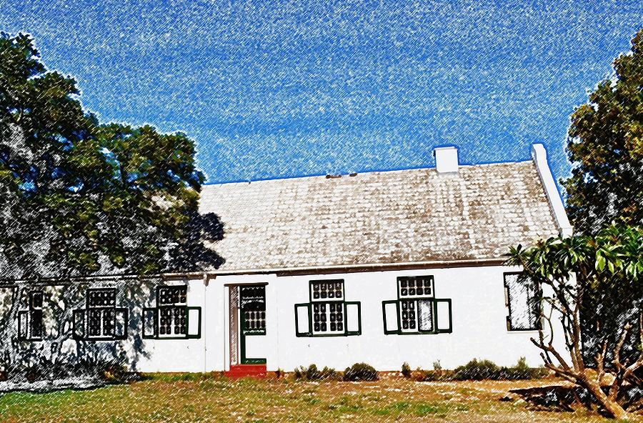 Farm House Photograph  - Farm House Fine Art Print
