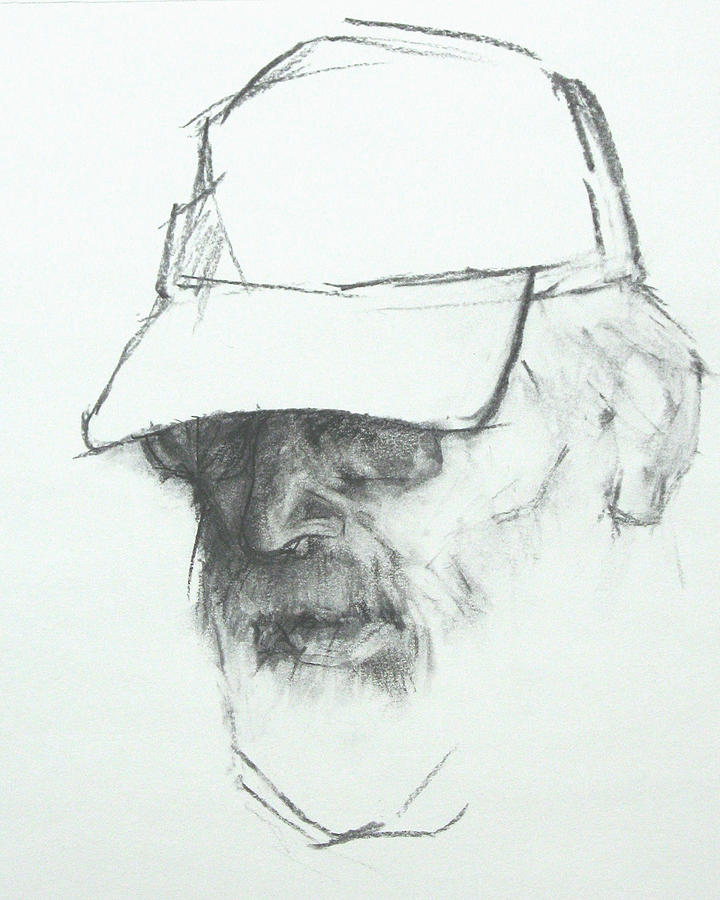 Farmer Drawing