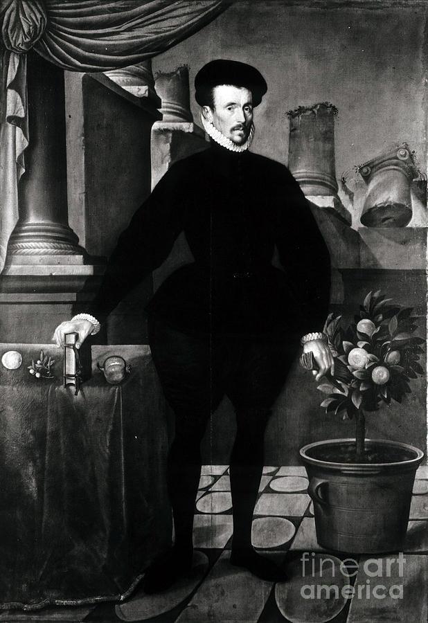 Felix Plater, Swiss Physician Photograph