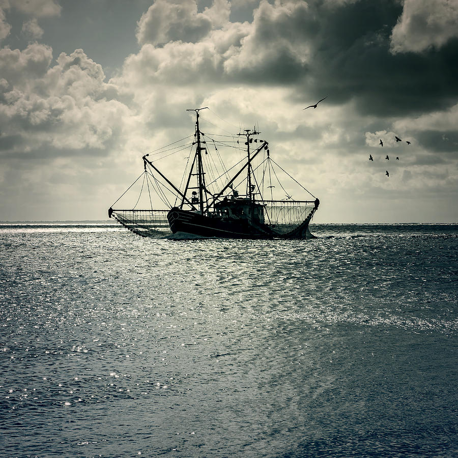 Fishing Boat Photograph