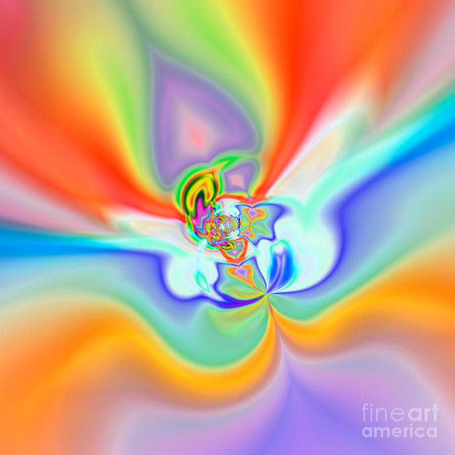 Flexibility 39c1 Digital Art