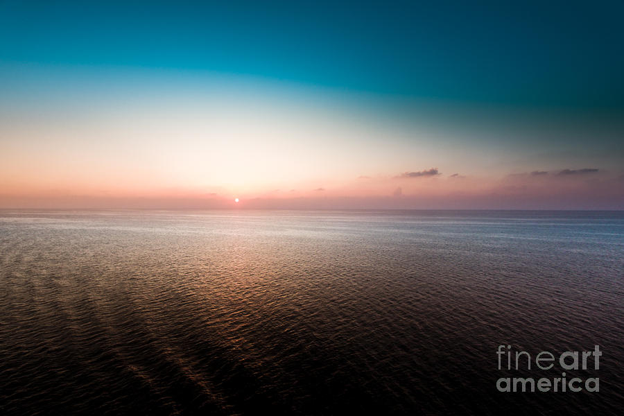 Florida Sunset Photograph  - Florida Sunset Fine Art Print