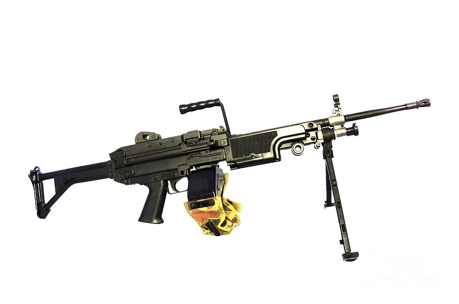 fn machine gun