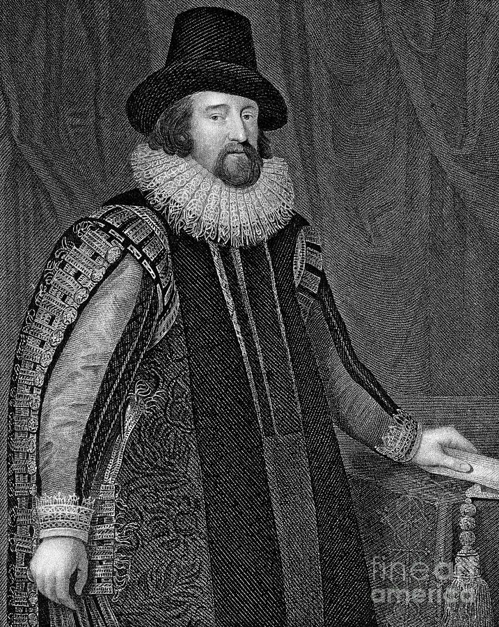 Francis Bacon (1561-1626) Photograph