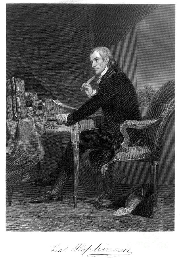 18th Century Photograph - Francis Hopkinson by Granger