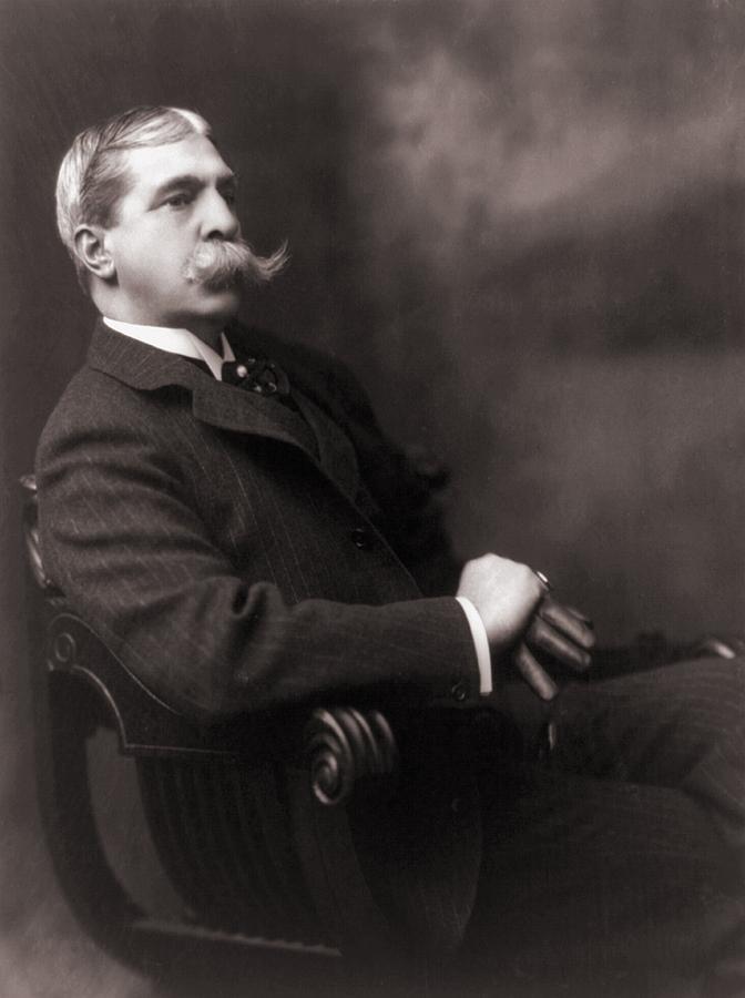 Francis Hopkinson Smith 1838-1915 Photograph