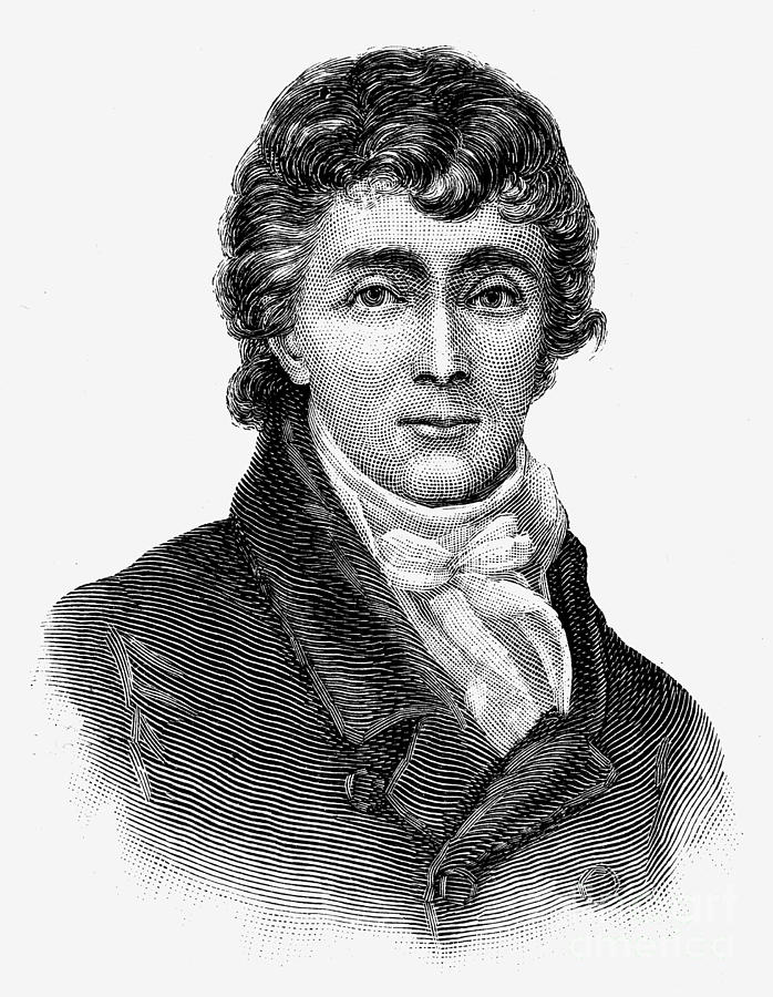 Francis Scott Key Photograph  - Francis Scott Key Fine Art Print