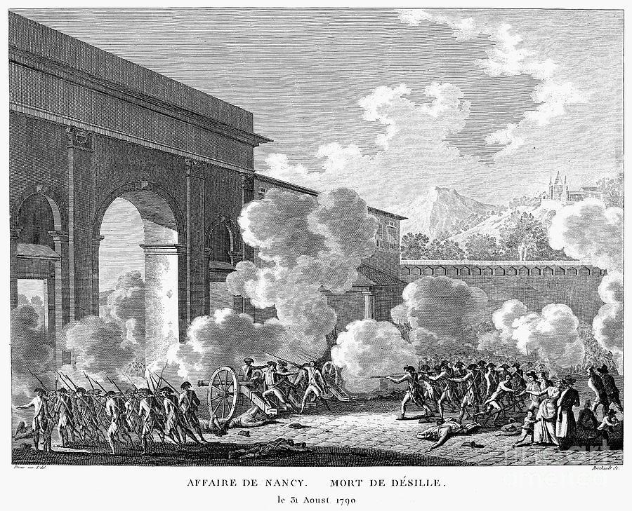 French Revolution, 1790 Photograph