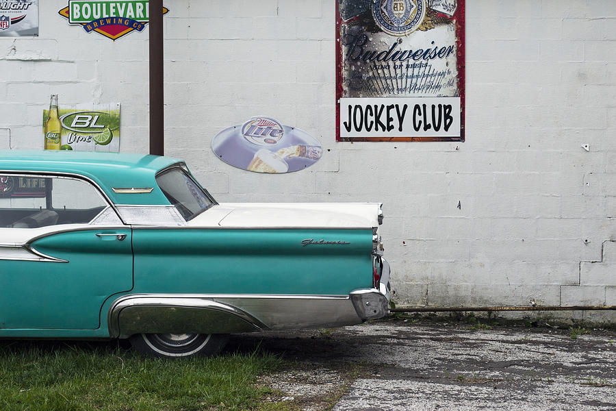 Blue Photograph - Galaxie  by Lisa Plymell