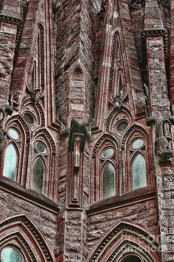 gaudi Barcelona Photograph
