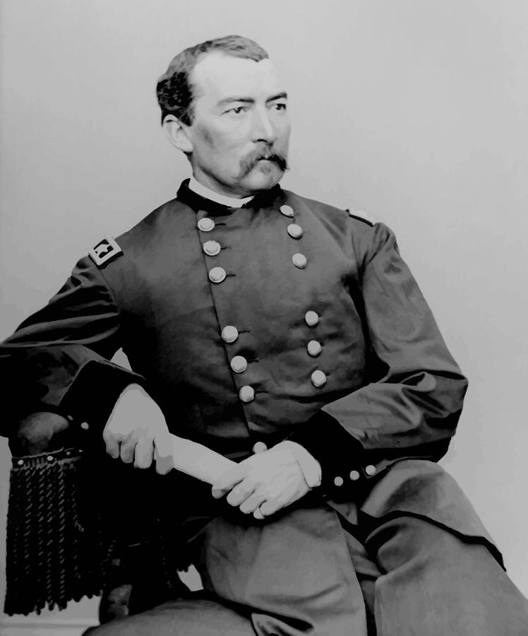 General Phil Sheridan Painting