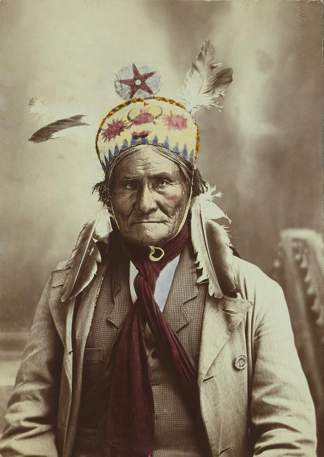 geronimo headdress