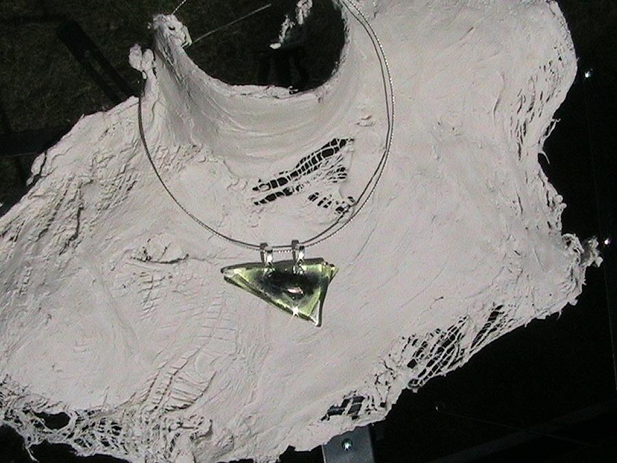 Glass Wearable Art Glass Art