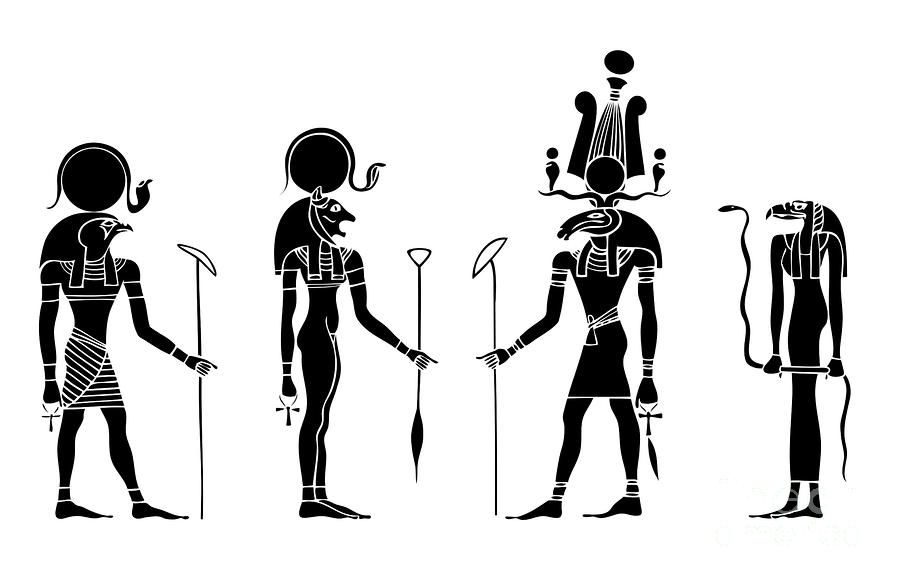an introduction to the culture and the mythology of egyptian gods Pantheon all the gods of a particular culture deity god or goddess conquest by the another group of egyptian myths involved the sun gods and the daily cycle of their movement according to egyptian mythology, osiris was one of the most important pharaohs.