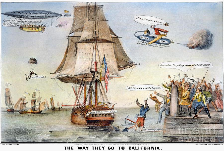 california gold rush cartoon bing images