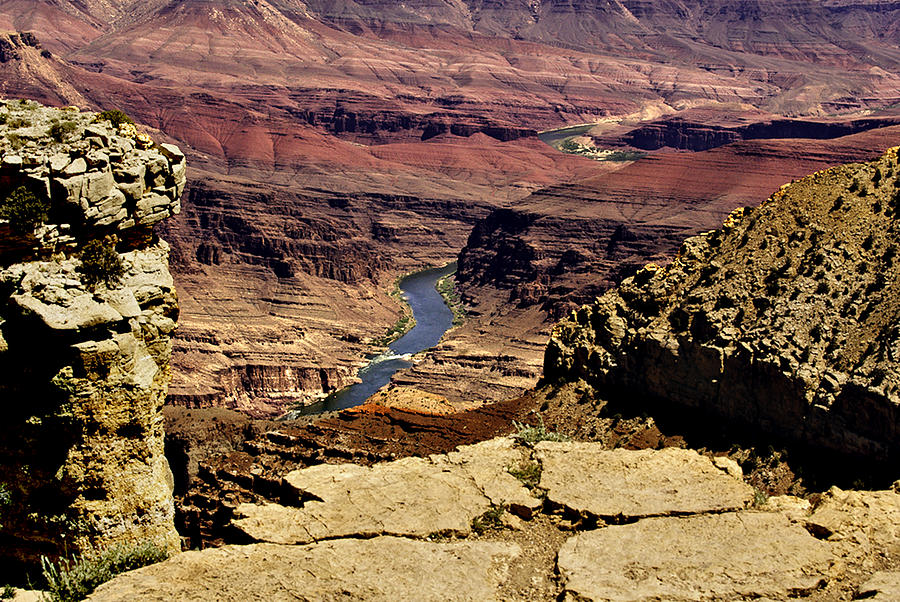 Grand Canyon Colorado River Photograph