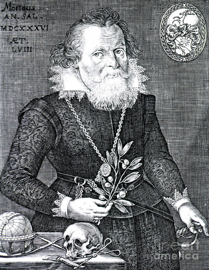 Gregor Horstius, German Physician Photograph