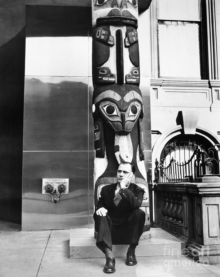 H. Allen Smith (1907-1976) Photograph
