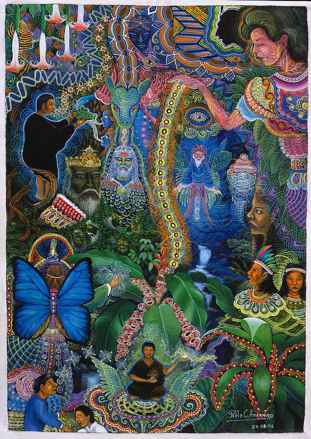 Hada De Pero Nuga Painting
