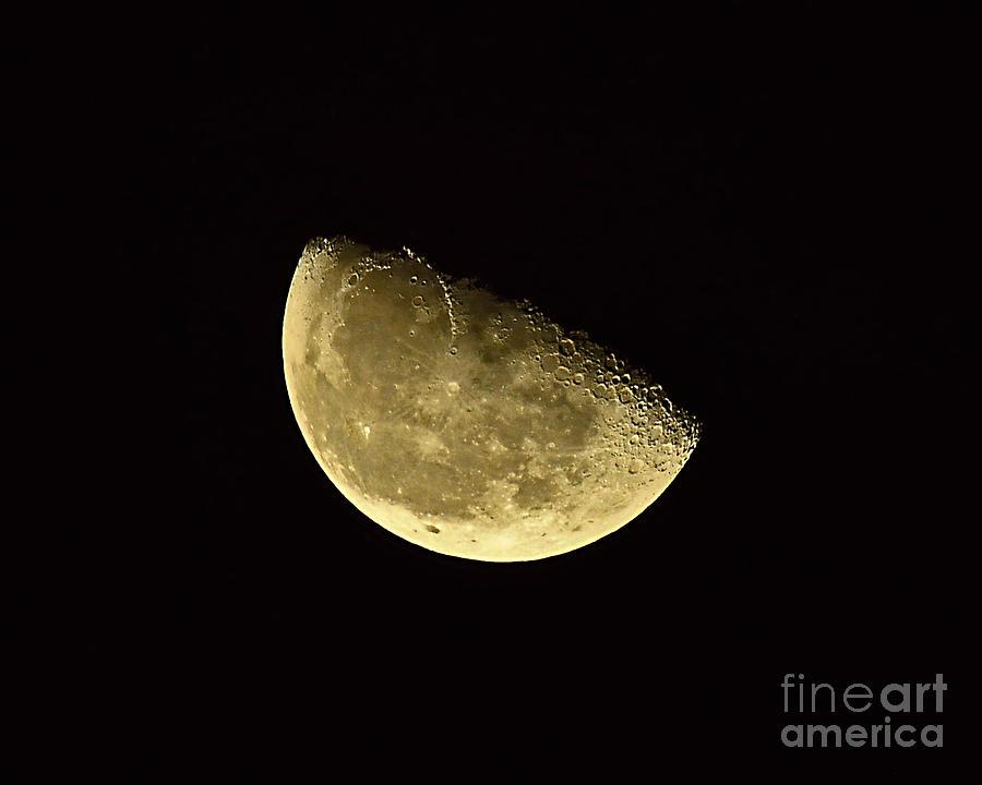 Handsome Half Moon Photograph